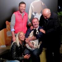 Quella foto con Elio Fiorucci!