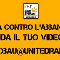 Canta Contro l'Abbandono – Per tutta l'estate su Radiobau!