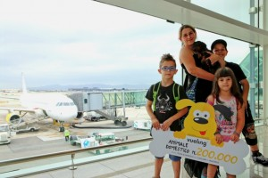 Vueling Animale Domestico 200.000