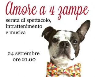 Amore a 4 Zampe, in teatro a Palermo