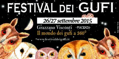 Voliamo a Grazzano Visconti per il  5° Festival dei Gufi