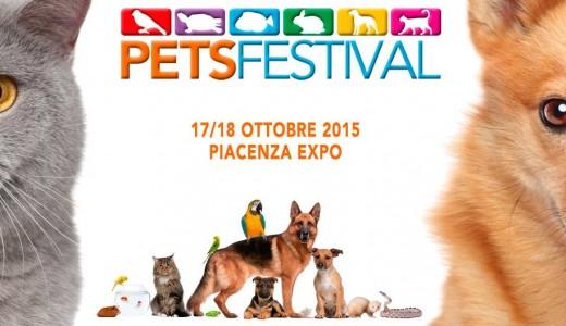 PetsFestival 2015 – 3°EDIZIONE – 17/18 OTTOBRE