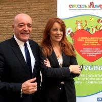 Patrizio Nessi e Michela Vittoria Brambilla