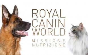 OTTOBRE: Royal Canin World Missione Nutrizione