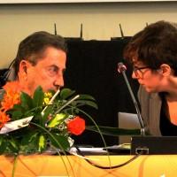 Franco Tassi ed Eleonora Andorni