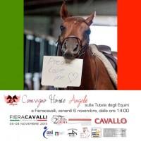 A Fiera Cavalli Verona per difendere la Vita!