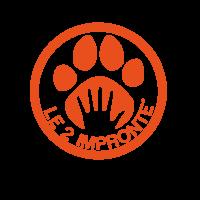Le-2-Impronte_Logo