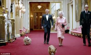 Tanti Auguri ad Elisabetta II ed ai suoi Corgi