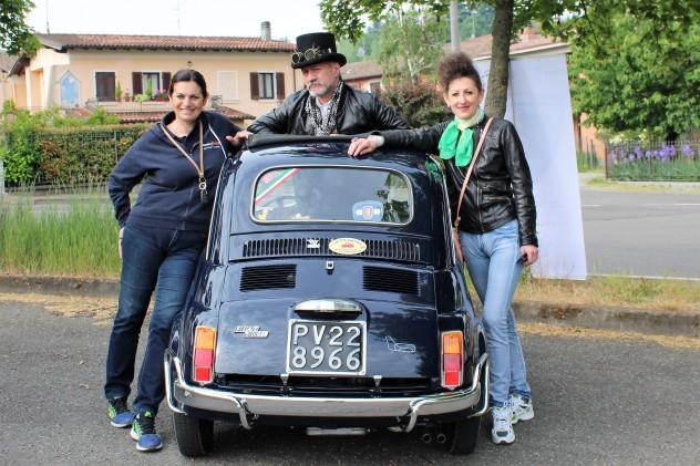 La Carica dei 500 & 1 – Una vecchia passione apre nuove strade