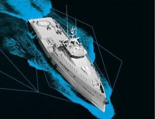 Ad Amsterdam la OCEAN WARRIOR la nuova anti-baleniera Sea Shepherd