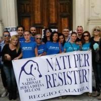 Reggio Calabria – Corteo per la Legalità