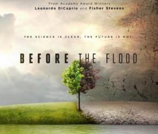 Before the Flood/Punto di non Ritorno:  Leonardo DiCaprio