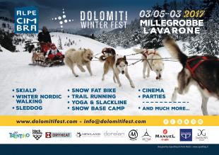DOLOMITI WINTER FEST 2017