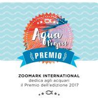 Premio AQUA PROJECT a ZOOMARK 2017