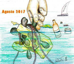"La Zattera 2.0 ""Rosetta"": per salvare i nostri mari"