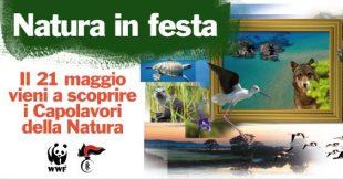 I CAPOLAVORI DELLA NATURA ITALIANA IN FESTA NELLE OASI DEL WWF
