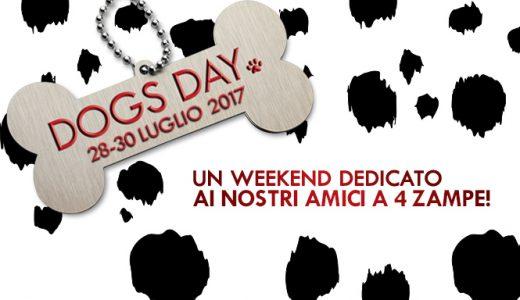 Ritorna DOGS DAY a Mondovicino Outlet in compagnia di Con Fido!!!