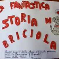 PODCAST: LA FANTASTICA STORIA DI BRICIOLA