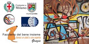 Vesna Pavan fra Arte e Solidarieta'
