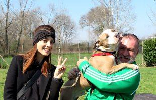 Annalisa visita il Parco Canile di Milano