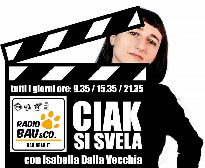 CIACK...si svela con Isabella Dalla Vecchia