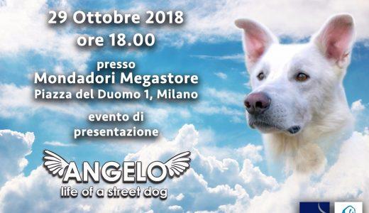 Angelo – Life of a street dog – Presentazione ufficiale a Milano