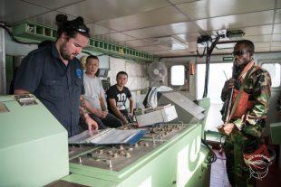 Arrestata nave cargo dedita al commercio illegale di pesci: Sea Shepherd assiste la Guardia Costiera Liberiana