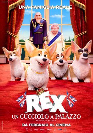 REX Un Cucciolo a Palazzo (The Queen Corgi)