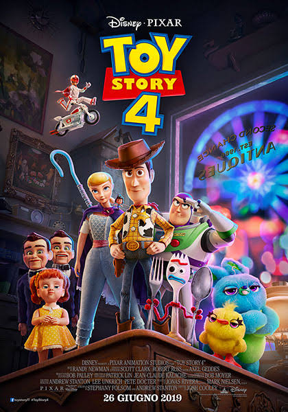I Misteri di ... TOYS STORY 4