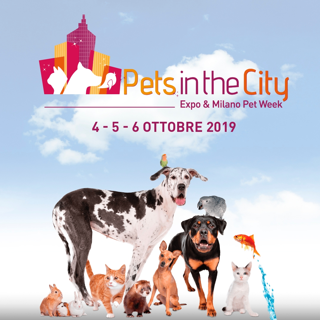 Pets in The City - Expo & Milano Pet Week