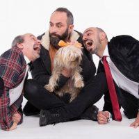 IO NON POSSO ENTRARE – Una Commedia per ricordare un cane che non c'e' piu!