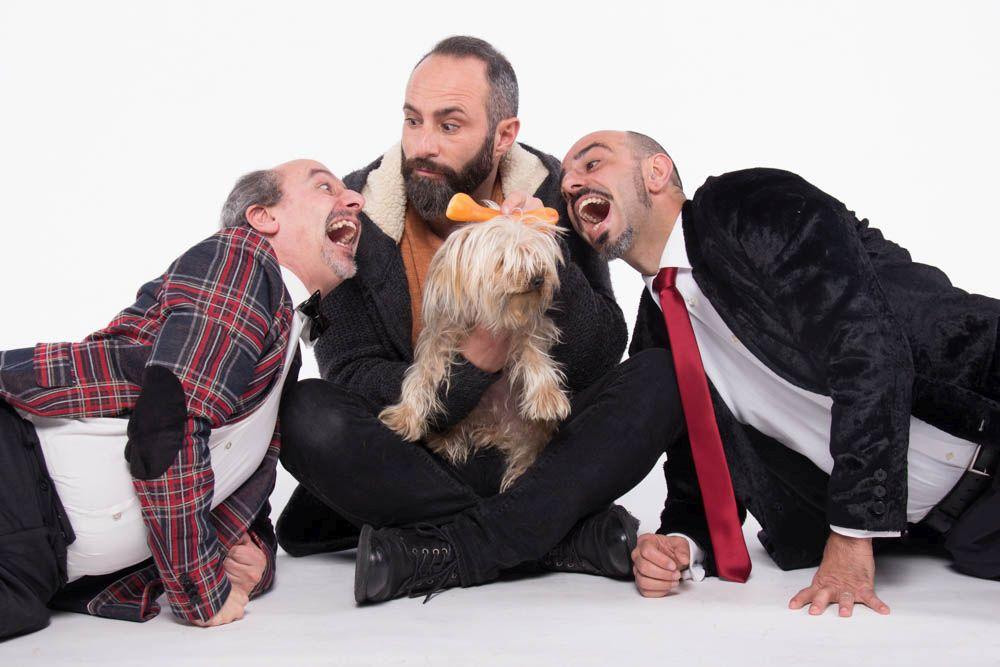 IO NON POSSO ENTRARE - Una Commedia per ricordare un cane che non c'e' piu!