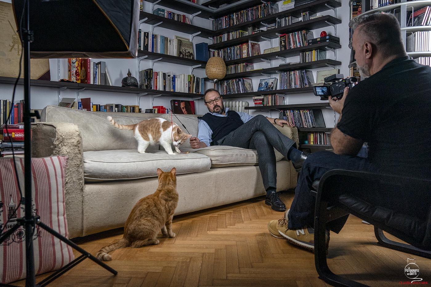 """A Casa de """"Il Gattolico Praticante"""""""