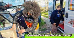 Il 1° Moto Club Animalista d'Italia, sempre in Missione