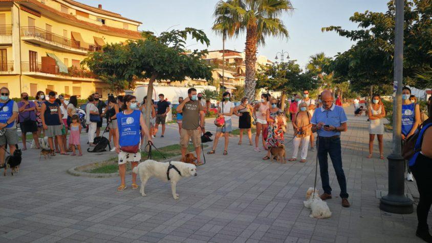 Vietato Vietare. Via libera ai cani in Spiaggia a Falerna in Calabria